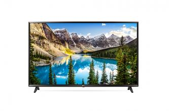 "Телевизор LG 43UJ6307, 43"" LED TV 4K 3840x2160, Wi-Fi, Smart webOS 3.5"