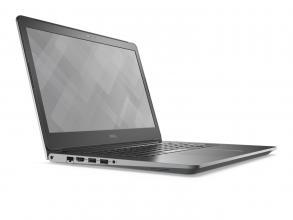 "Dell Vostro 5468 14"" HD, Intel Core i5-7200U , RAM 8GB DDR4, 256GB SSD, Intel HD Graphics 620, Linux, Сив"