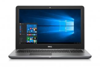 "Dell Inspiron 5567 (5397063993895) 15.6"" HD LED Glare, Intel Core i3-6006U, 4GB DDR4, 1TB HDD,R7 M445 2GB,HD Cam, Linux, Черен"