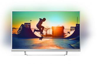 "Телевизор Philips 55"" 55PUS6482 4K Ultra HD LED (3840x2160), Android TV, Ambilight 3, HDR, Quad core"