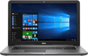 "Dell Inspiron 5767 (5397063955978) 17.3"", Intel Core i5-7200U, 8GB RAM, 1TB HDD, AMD R7 M445, Черен"