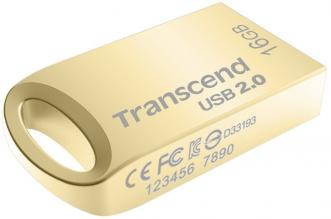 Transcend 16GB JetFlash 510, Gold Plating