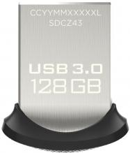 Флаш памет SanDisk Ultra Fit 128GB USB 3.0