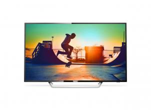 "Телевизор Philips 65PUS6162/12 65"" Ultra HD 3840x2160, Smart TV"