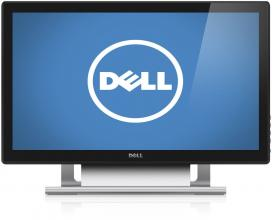 "Dell S2240T Touchscreen 21.5"" Wide LED, Full HD (1920x1080), Черен"