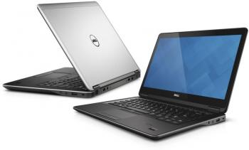 "Dell Latitude E7240 12.5"" FHD, Intel Core i5-4310U, 8GB RAM, 128GB SSD, Windows 8.1, Черен/Сребрист"