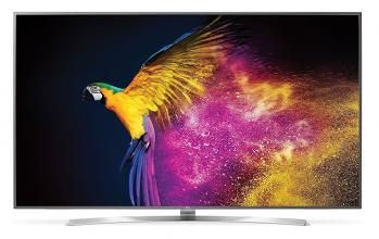 "Телевизор LG 75UJ675V, 75"" 4K UltraHD TV (3840x2160), Smart webOS 3.5, Active HDR, Титан"