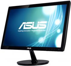 "Asus VS207DE 19.5"" LED TN, 1600x900"
