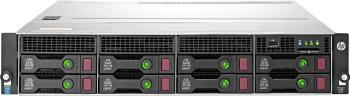 Сървър HP ProLiant DL80 Gen9, E5-2603v3, 4GB, B140i, 8LFF, 550W nhp, GO, 788149-425