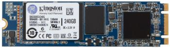 SSD диск Kingston M.2 2280 SATA G2 SSD 240GB