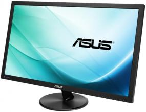 "Asus VP247H, 23.6"", 1ms, Full HD  1920x1080, Черен (90LM01L3-B01170)"