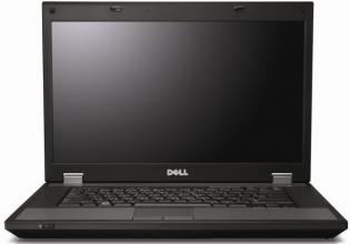 "Dell Latitude E5510, 15.6"" 1366x768, i3-370M, 4GB RAM, 160GB HDD, No cam"