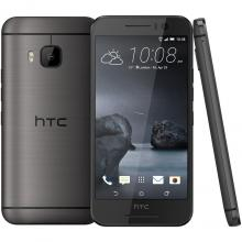 "HTC One S9 5.0"" FHD, 16GB, 3G/4G, Сив"