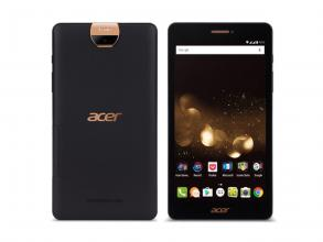 "Таблет Acer Iconia A1-734-K7Z6, 4G, 7.0"" IPS HD, 32GB eMMC, Черен"