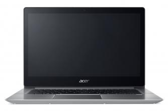 "Acer Aspire Swift 3 (NX.GNUEX.014) 14.0"" IPS FHD, i3-7100U, 4GB RAM, 256GB SSD, Win 10, Сребрист"