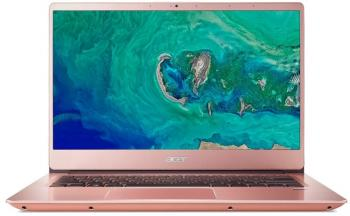 "Acer Aspire Swift 3 Ultrabook SF314-54-57PK (NX.GYQEX.004) 14.0"" FHD, i5-8250U, 8GB RAM, 256GB SSD, Win 10, Розов"