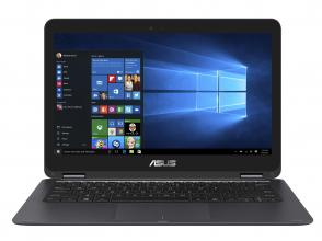 "Ултрабук ASUS UX360CA-C4152T 13"" LED FHD/Touch, 4GB, 256 GB SSD, Intel HD 615, Windows 10 Home, Сив металик"