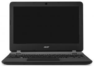 "ACER ES1-132-P1Y2 11.6"" LED HD, Pentium N4200, 4GB, 32GB SSD, 500GB HDD, Intel HD Graphics 505, Linux, Черен NX.GG2EX.002"