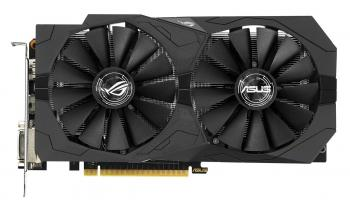 Видео карта ASUS GeForce® GTX 1050 ROG Strix Gaming 2GB (ASUS STRIX-GTX1050-2G-GAMING)