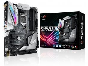 Дънна платка ASUS ROG STRIX Z370-E Gaming (ASUS-MB-STRIX-Z370E-GAMING)