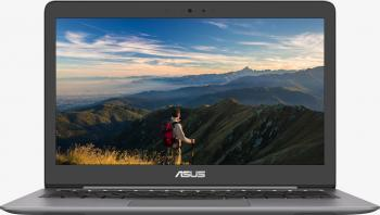 "Asus UX310UQ-GL243T 13.3"" FHD, i5-7200U, 4GB RAM, 1TB HDD, GeForce 940MX 2GB, Win 10, Сив (90NB0CL1-M08320)"