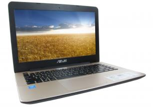 "ASUS X455LA-WX717D 14"" HD, Intel Core i3-4005U, 4GB RAM, 500GB HDD, Черен (X455LA-WX717D)"