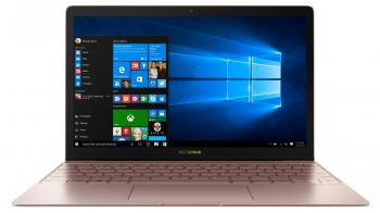 "UPGRADED Asus Zenbook 3 UX390UA 12.5"" FHD, i7-7500U, 16GB RAM, 1TB SSD, Win 10 Pro, Златист (90NB0CZ2-M05680)"