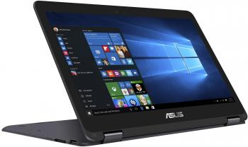 "ASUS ZenBook Flip UX360CA-C4011T, 13.3"" Touch FHD, Intel M3-6Y30, 4GB RAM, 128GB SSD, Win 10, Сребрист"