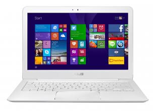 ASUS UX305FA-FC326T 13 LED FHD, Core M-5Y71, 4GB, 256GB SSD, Intel HD 5300, Windows 10, Бял