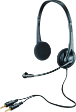 Слушалки с микрофон Plantronics Audio 322