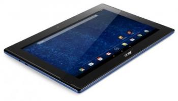 "Таблет Acer Iconia B3-A30(B3-A30), 10.1"" HD IPS (1280x800), 16GB eMMC, Син"