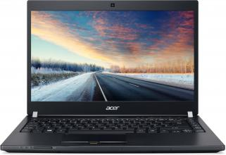 "Acer TravelMate P648-MG (NX.VFVEX.001) 14.0"" IPS FHD, i7-7500U, 8GB RAM, 256GB SSD, GeForce 940MX 2GB, Win 10, Черен"