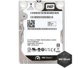 "Твърд диск HDD 2.5"" Western Digital 750GB, 7200rpm, 16MB Cache, Black"