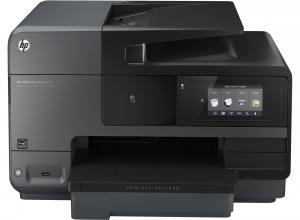 HP Officejet Pro 8620 e-All-in-One Printer A7F65A А4 Цветен