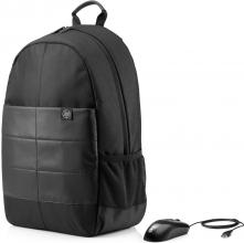 """Раница и мишка за лаптоп 15.6"""" HP Classic Backpack and Mouse"""