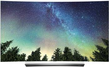 "Телевизор LG OLED55C6V, 55"" 3D CURVED OLED 4K UltraHD TV"