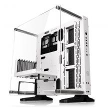 Компютърна кутия Thermaltake  Core P3 Snow Edition Bench / showcase white/black