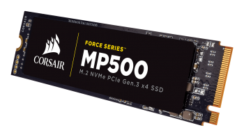 SSD диск 240GB Corsair Force MP500 M.2 2280 PCIe CSSD-F240GBMP500