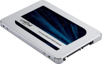 "SSD диск 500GB Crucial MX500 2.5"" SATA3 (CT500MX500SSD1)"