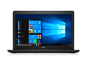 "Dell Latitude 3580 15.6"" FHD, i3-7100U, 4GB RAM, 500GB HDD, Черен (#DELL02059)"