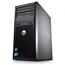 DELL Optiplex 755 Двуядрен E4600 2.4Ghz/2GB DDR2/80GB HDD/Tower