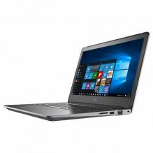 "Dell Vostro 5468 14"" HD, i5-7200U, 8GB RAM, 256GB SSD, Intel HD Graphics 620, Linux, Сив"