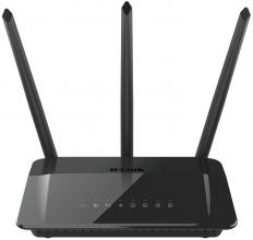 Безжичен рутер D-Link DIR-859 AC1750 High Power Wi-Fi Gigabit Router