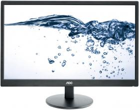 "AOC E2470SWDA 24"" LED, Full HD 1920 x 1080"