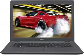 "Acer Aspire E5-773G, Intel Core i3-6100U (up to 2.30GHz) 17.3"" HD+, 8GB RAM, 1TB HDD, nVidia GT940M 4GB, NX.G9WEX.009"
