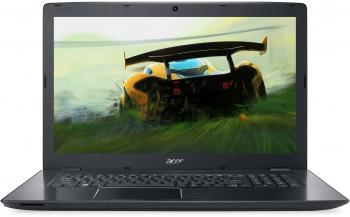 "Acer Aspire E5-774G-53ZM (NX.GG7EX.007), 17.3"" HD+, i5-6200U, 8GB DDR4, 1TB HDD, 940MX, Черен"