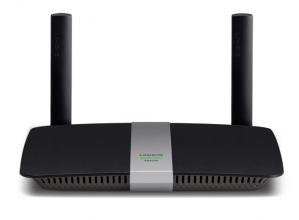 Безжичен рутер Linksys EA6350, Wireless-AC, 1200 Mbps,  двубандов, гигабитов, USB 3.0