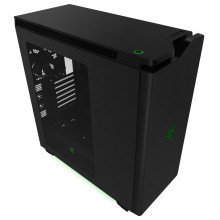 Компютърна кутия NZXT H440 Razer New Edition (CA-H442W-TH)
