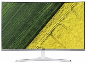 "Acer ED322Qwmidx, 31.5"", 1920x1080 FullHD, 4ms, Бял"