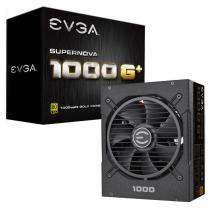 Захранващ блок EVGA SuperNOVA G1+ 1000W (EVGA-PS-1000W-GOLD-G1P)